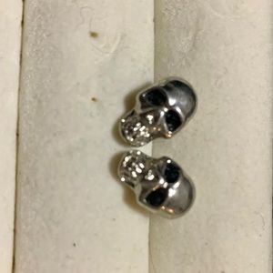 Skull Stud Earrings 3 for $5 BUNDLE AND SAVE